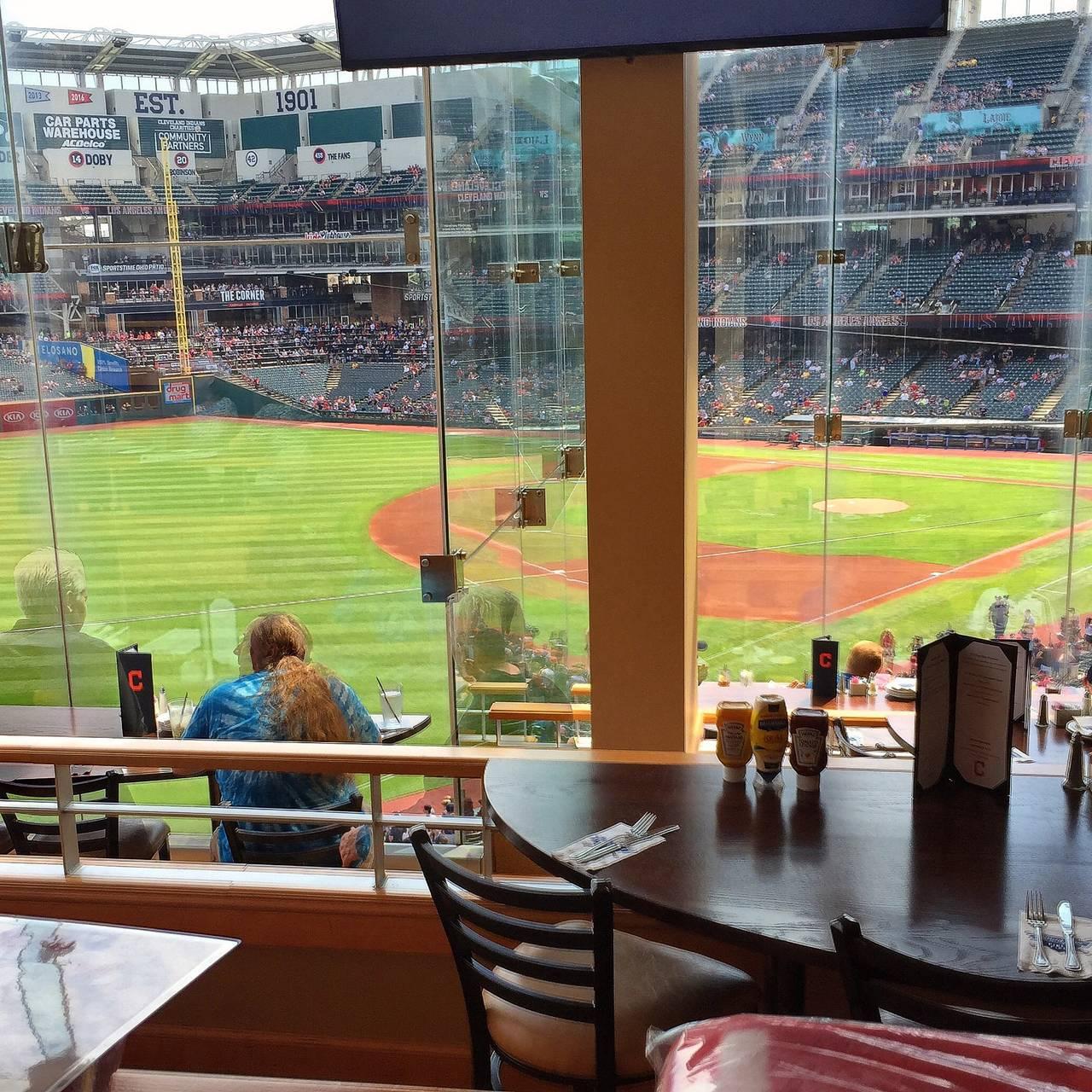 Terrace Club Restaurant Cleveland Oh