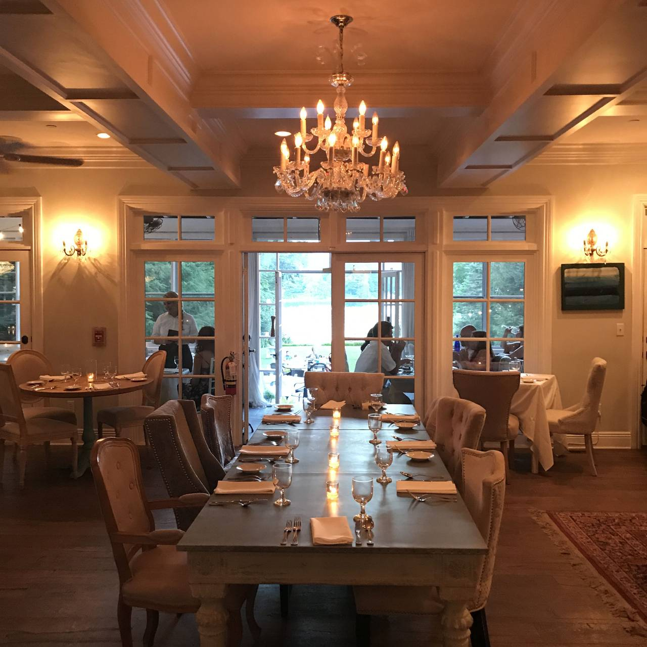 The Chateau On The Lake Restaurant Bolton Landing Ny