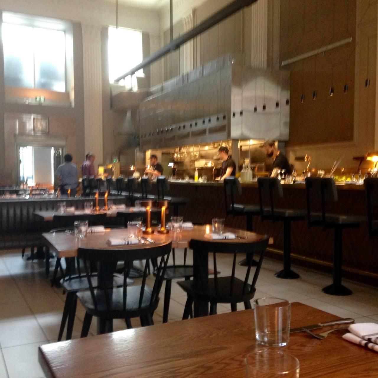 Riviera Restaurant Ottawa On Opentable