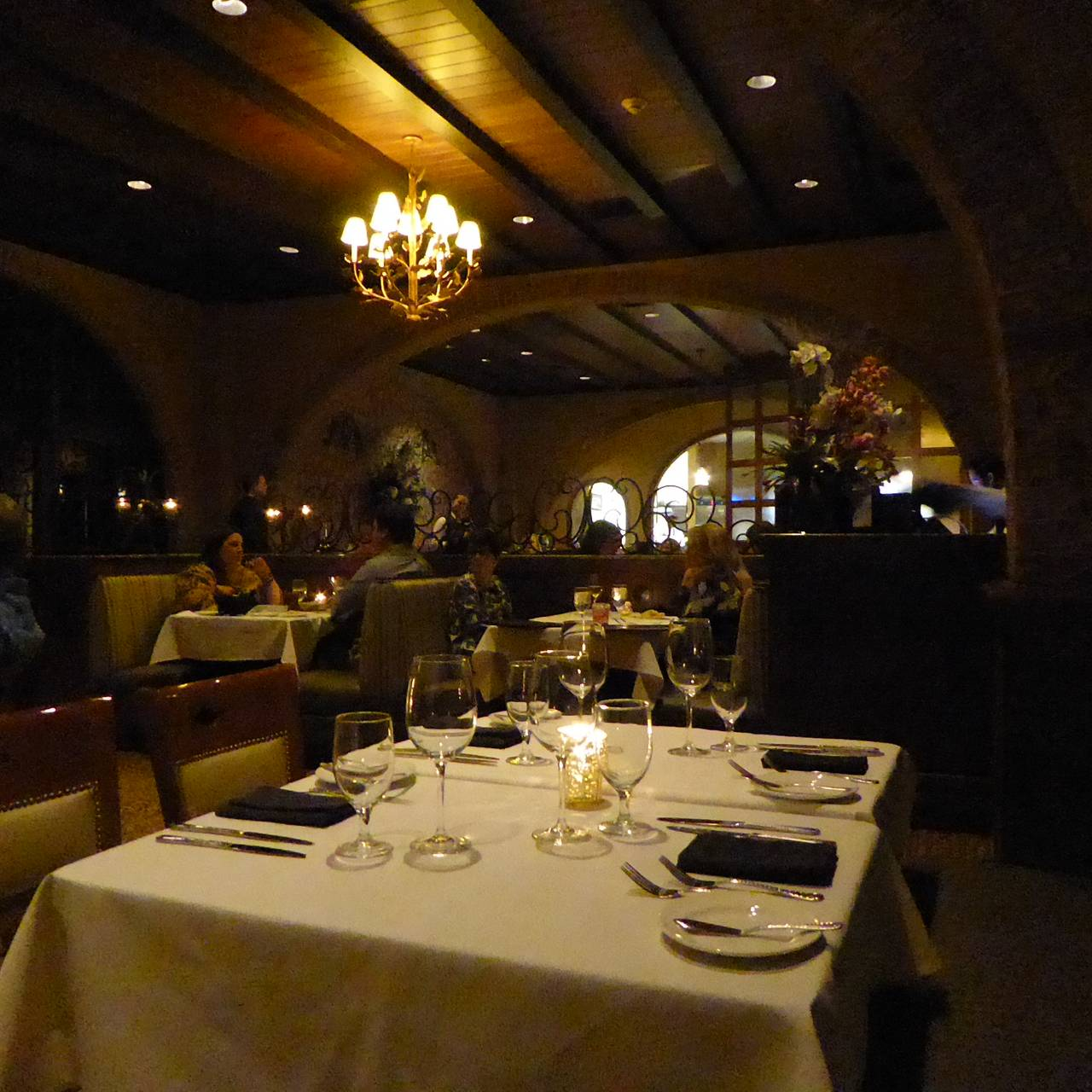Old Hickory Steakhouse At The Gaylord Texan Restaurant Grapevine