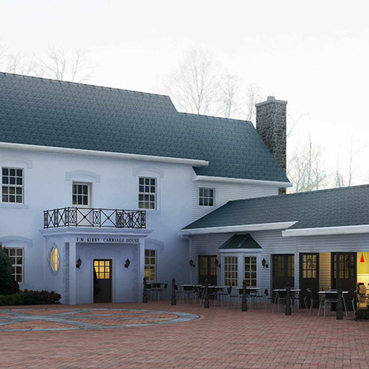 Restaurant Carriage House Millburn Nj
