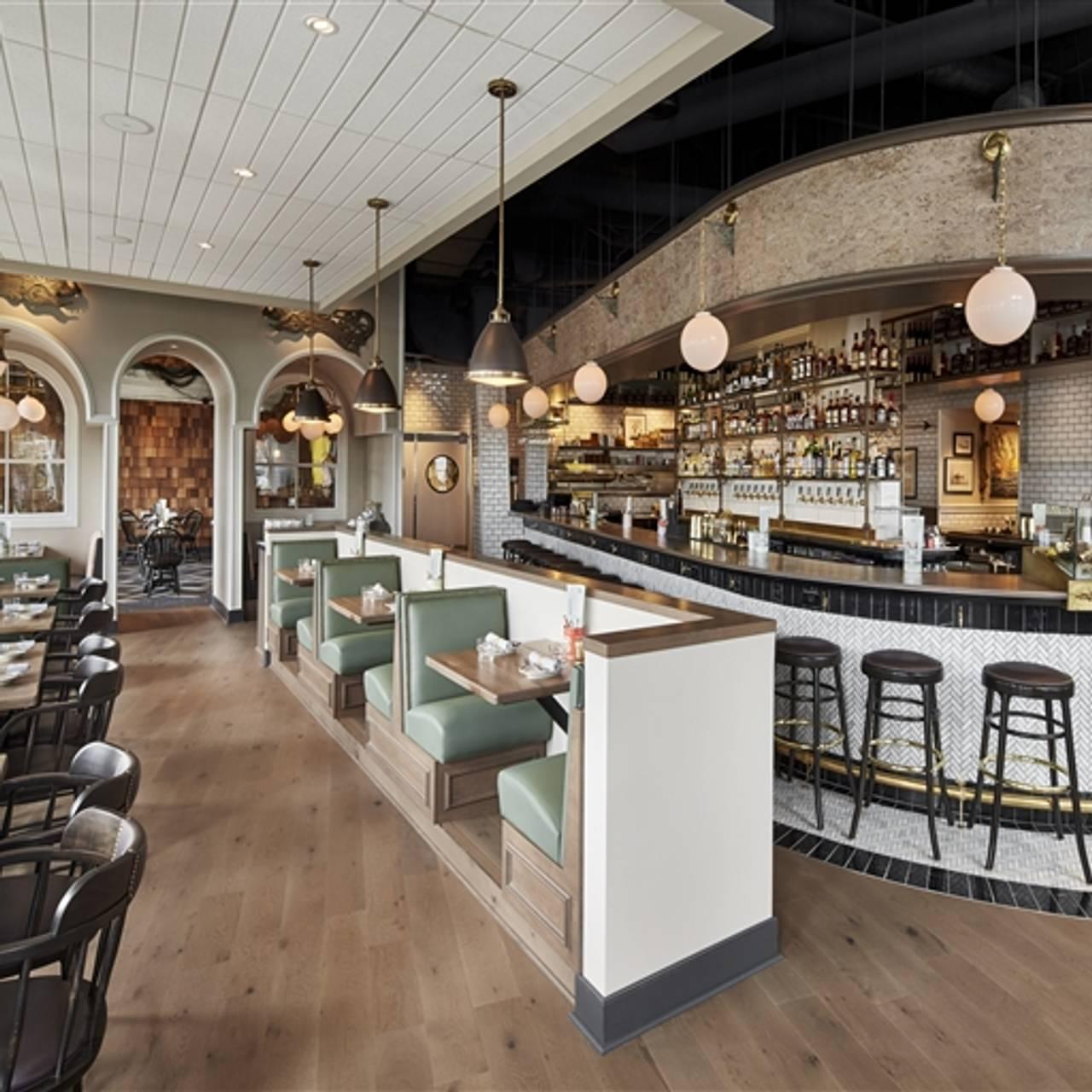 The Salt Line Restaurant Washington Dc Opentable