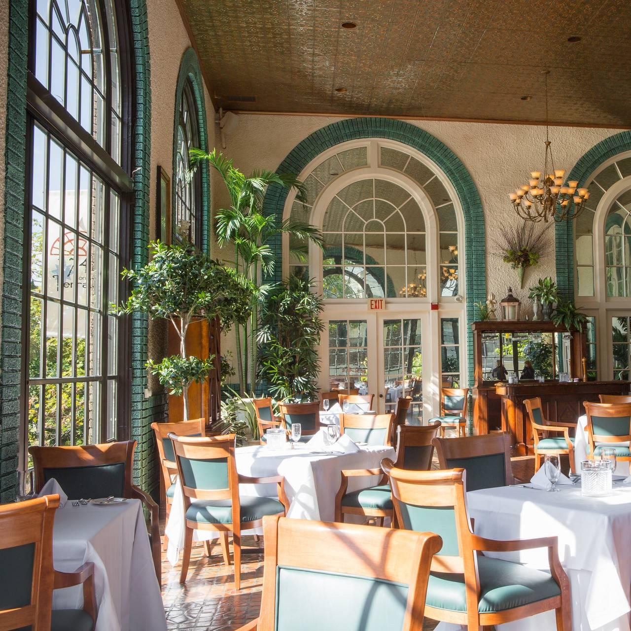 1741 Terrace - Hotel Bethlehem Restaurant - Bethlehem, PA