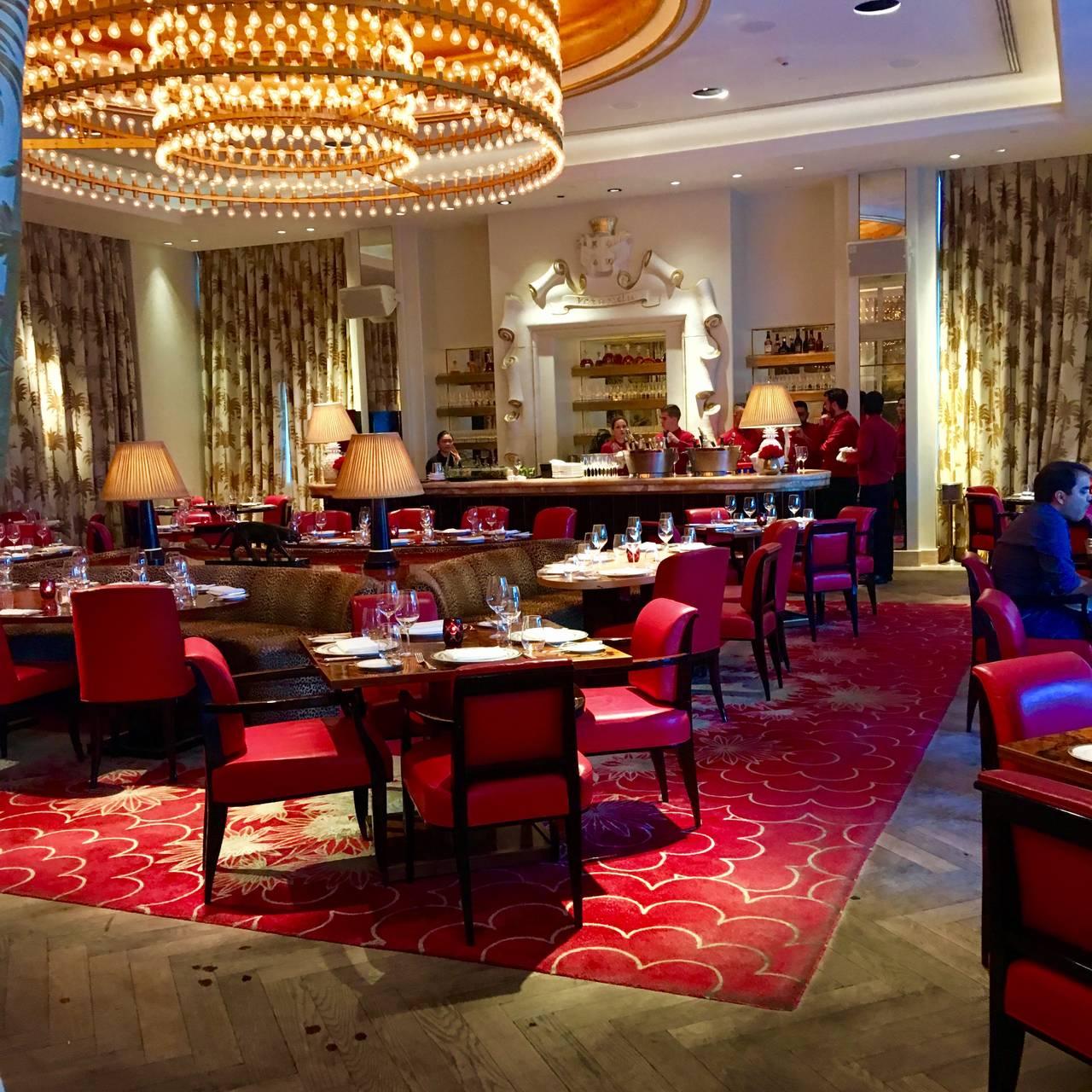 Los Fuegos Faena Hotel Miami Beach Restaurant Miami