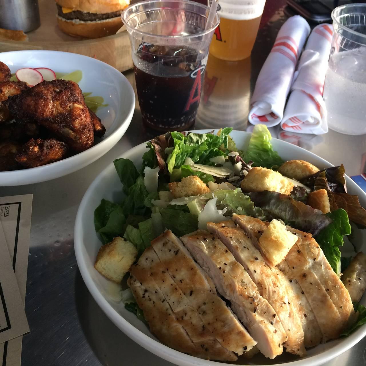 Angel Stadium Saint Archer Brewing Co Restaurant Anaheim Ca Opentable