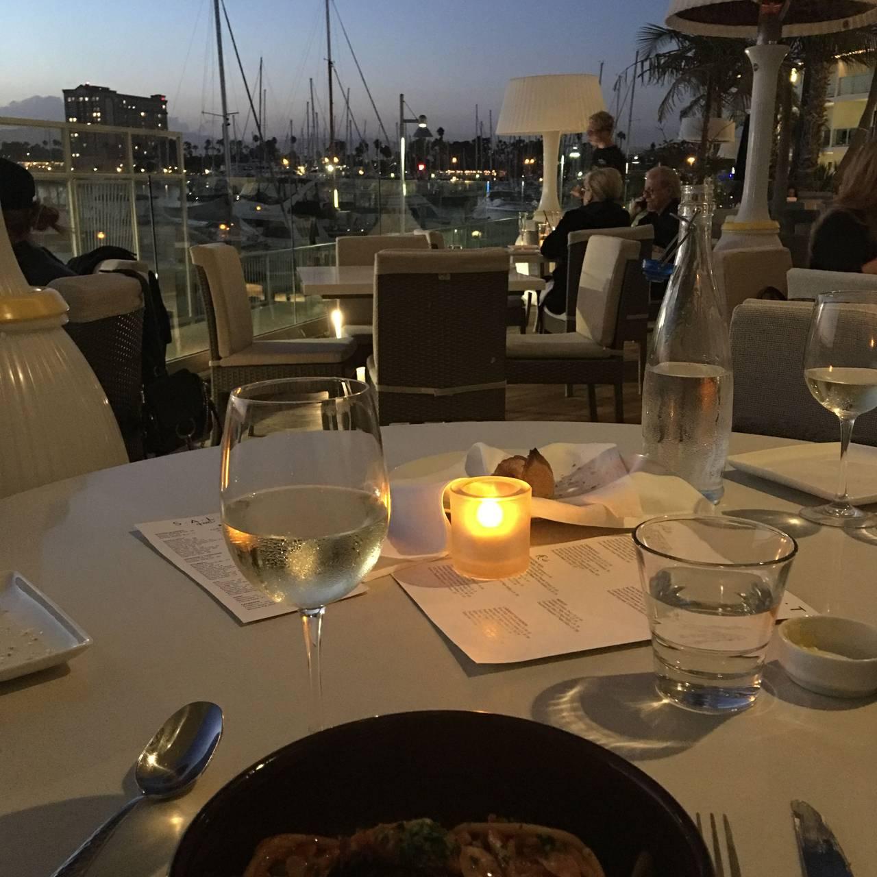 Salt Marina Del Rey Hotel Restaurant Marina Del Rey Ca