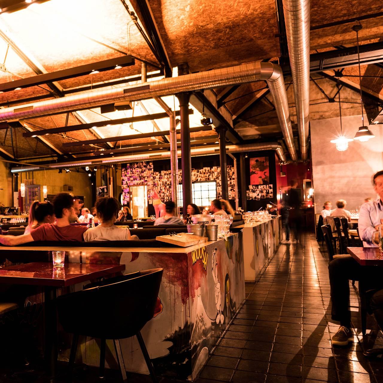 Bullerei Restaurant - Hamburg,   OpenTable