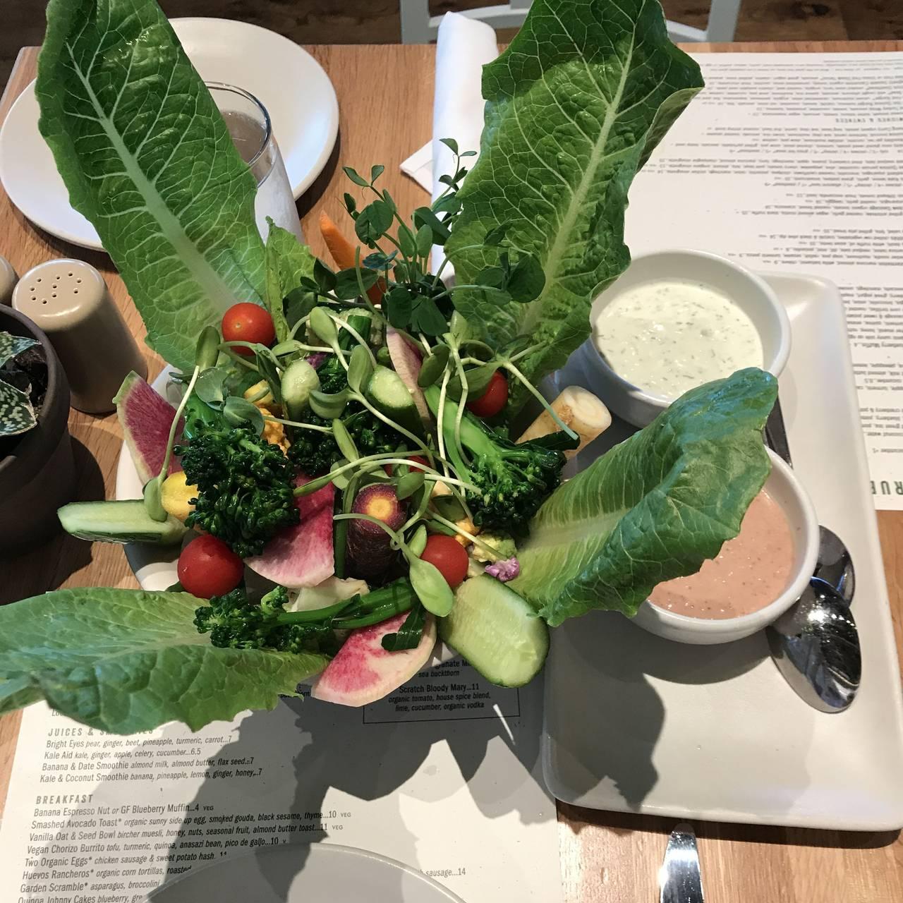 True Food Kitchen Austin Restaurant Tx Opentable Picco Latte Matcha Green Tea Can