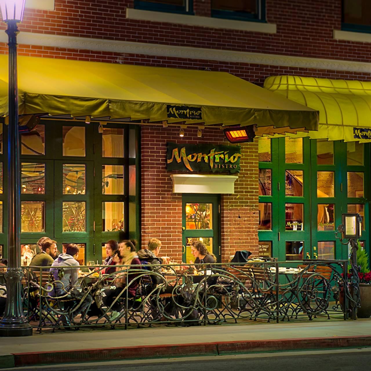 Montrio Bistro Restaurant - Monterey, CA | OpenTable