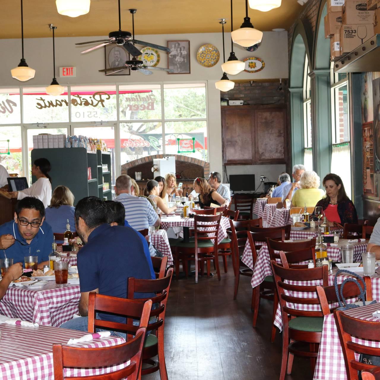 D Amico S Italian Market Cafe Rice Village Restaurant Houston Tx Opentable