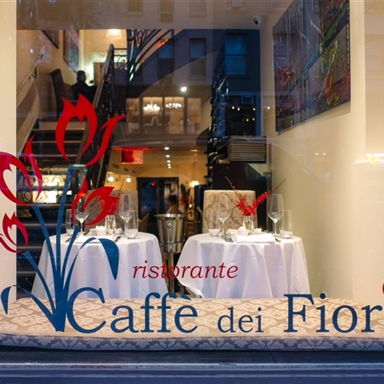 Caffe dei Fiori, New York, NY