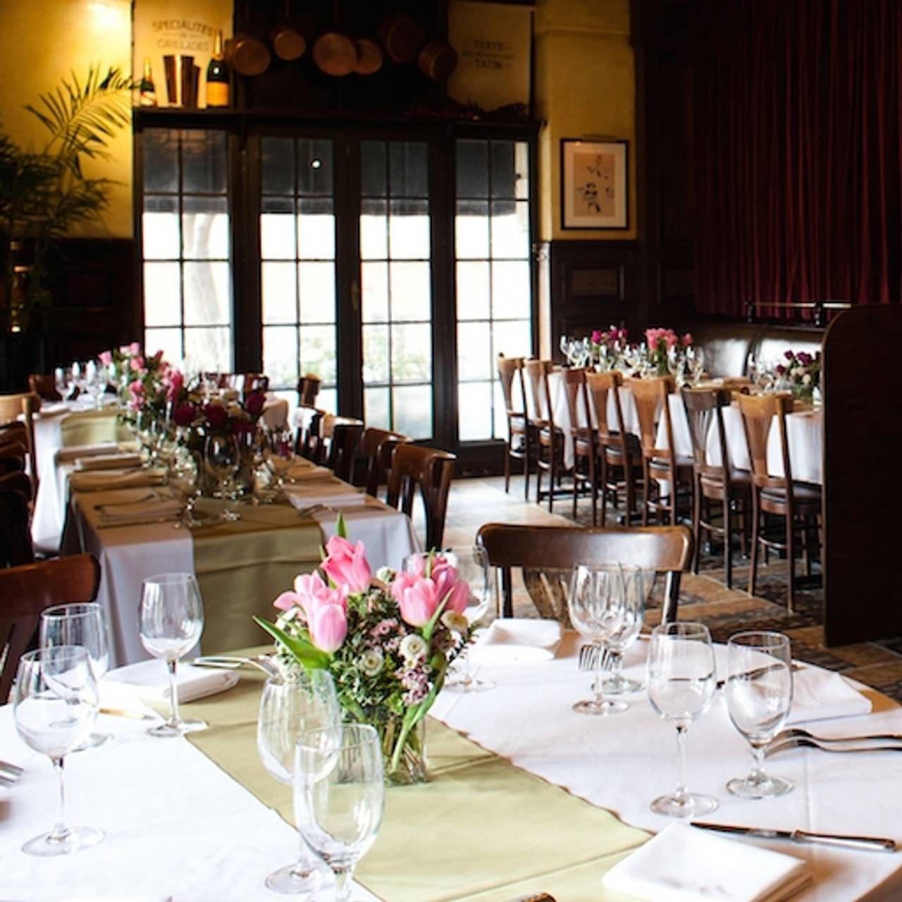 Mon Ami Gabi Restaurant Chicago Il Opentable