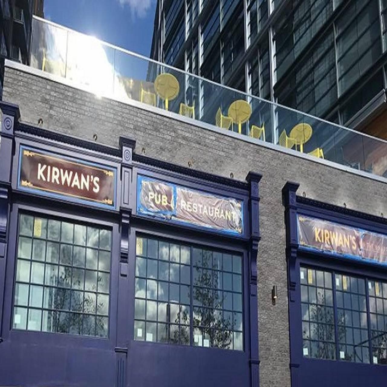 Kirwan S On The Wharf Restaurant Washington Dc Opentable