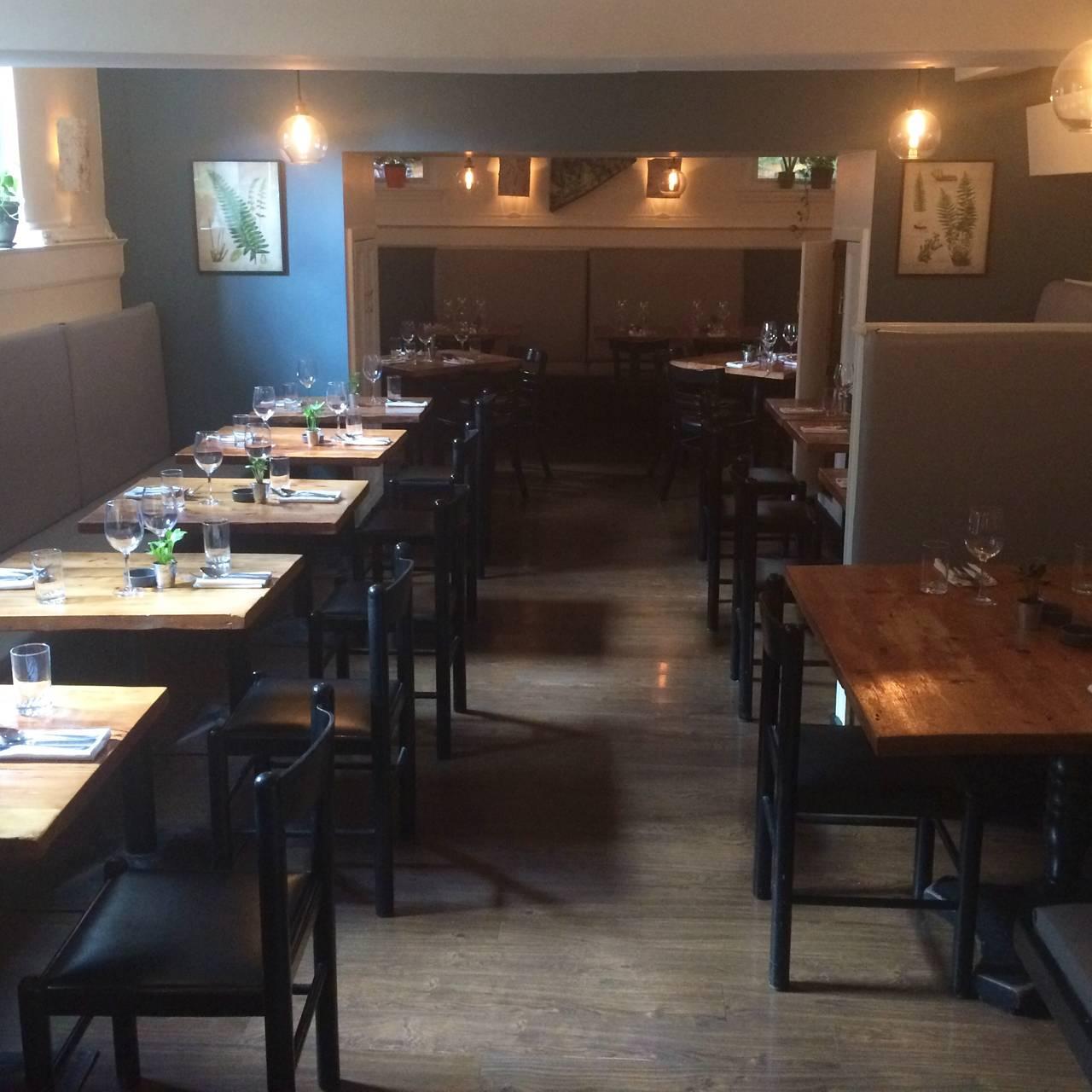 Forage Restaurant Cambridge Ma Opentable