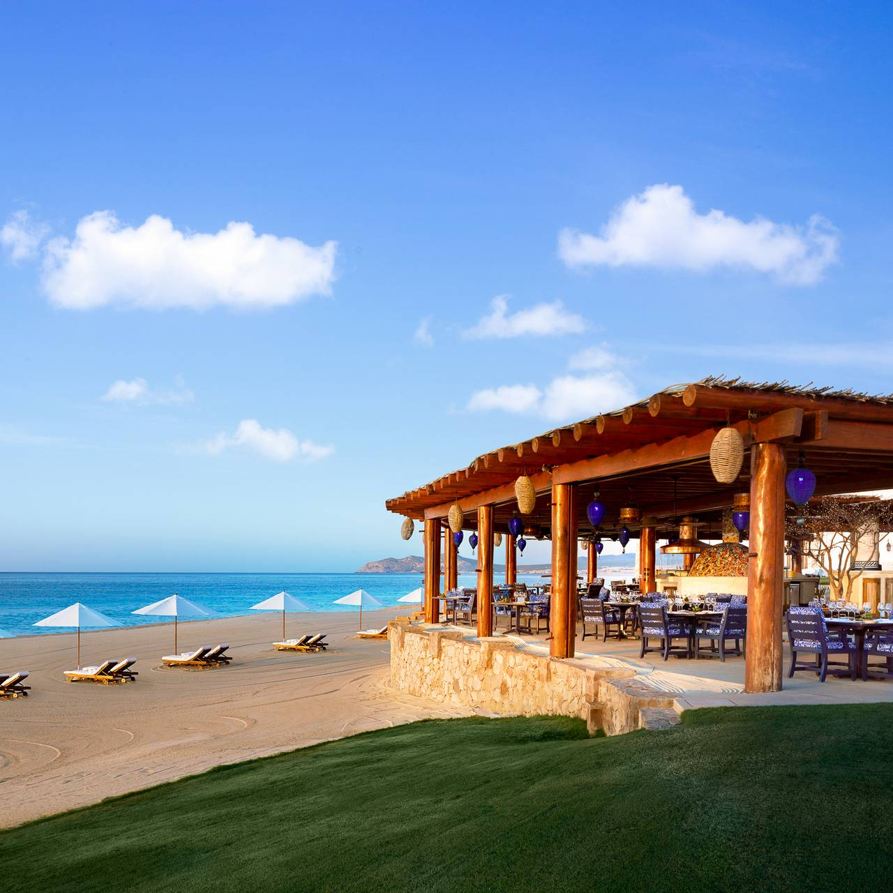 Beachfront image of Sea Grill at Las Ventanas 8 Best Restaurants in Los Cabos