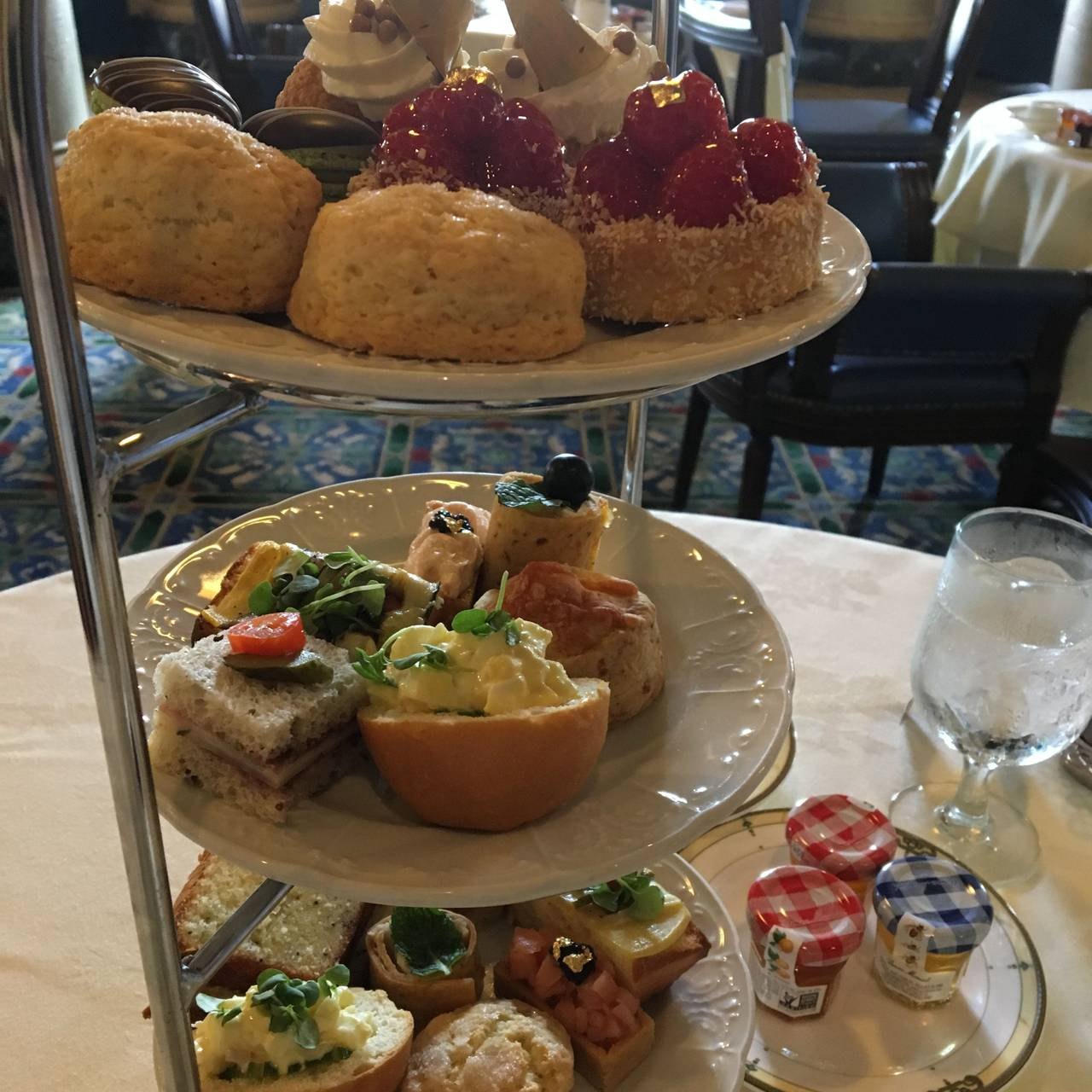 Afternoon Tea at The Biltmore Restaurant - Coral Gables, FL | OpenTable