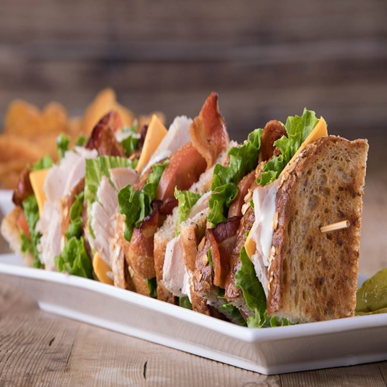 Kings Clic Turkey Club Family Restaurant North Versailles Pa