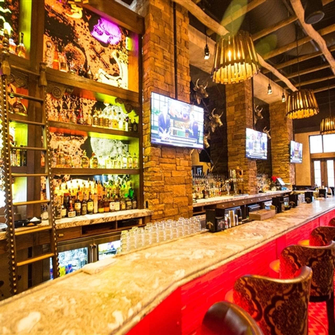 Scorpion Bar Seaport Restaurant Boston Ma Opentable