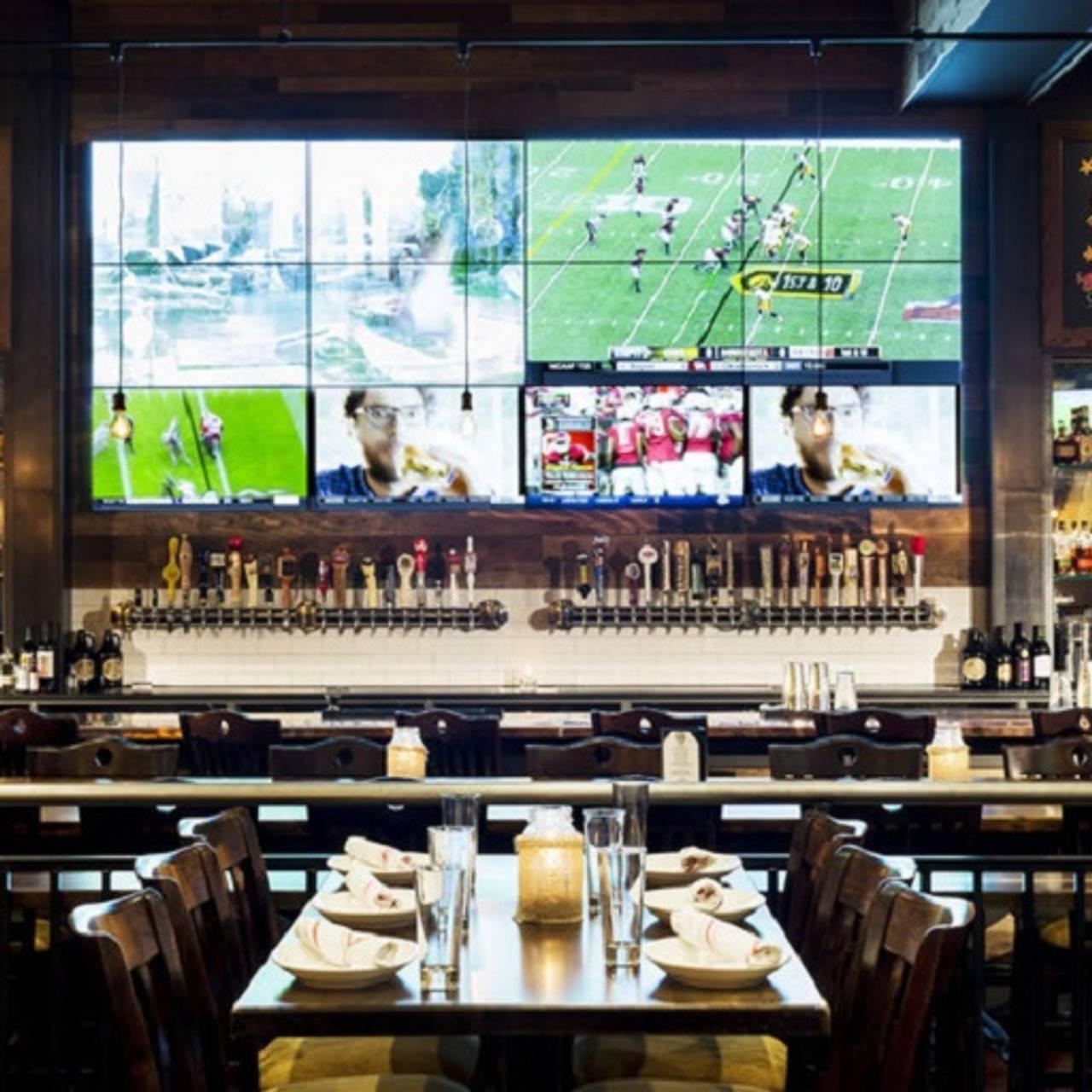 City Tap HouseNashville Restaurant Nashville TN OpenTable - Restaurant table advertising