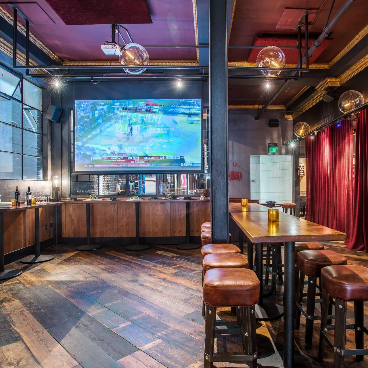 Bartlett Hall Restaurant - San Francisco, CA | OpenTable