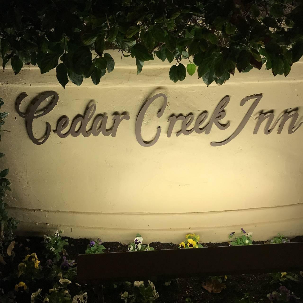 Cedar creek inn palm springs