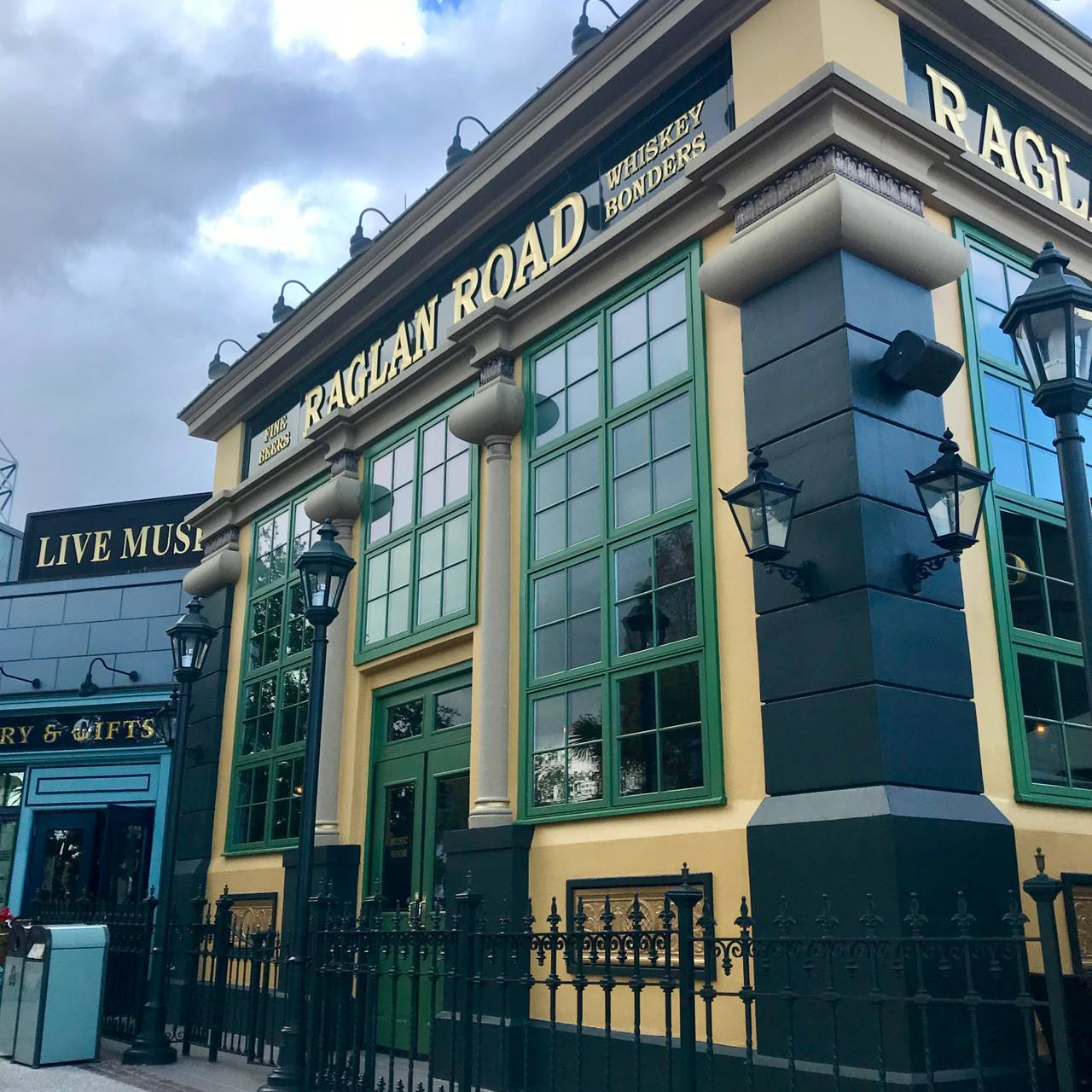 Raglan Road Irish Pub Restaurant - Lake Buena Vista, FL   OpenTable