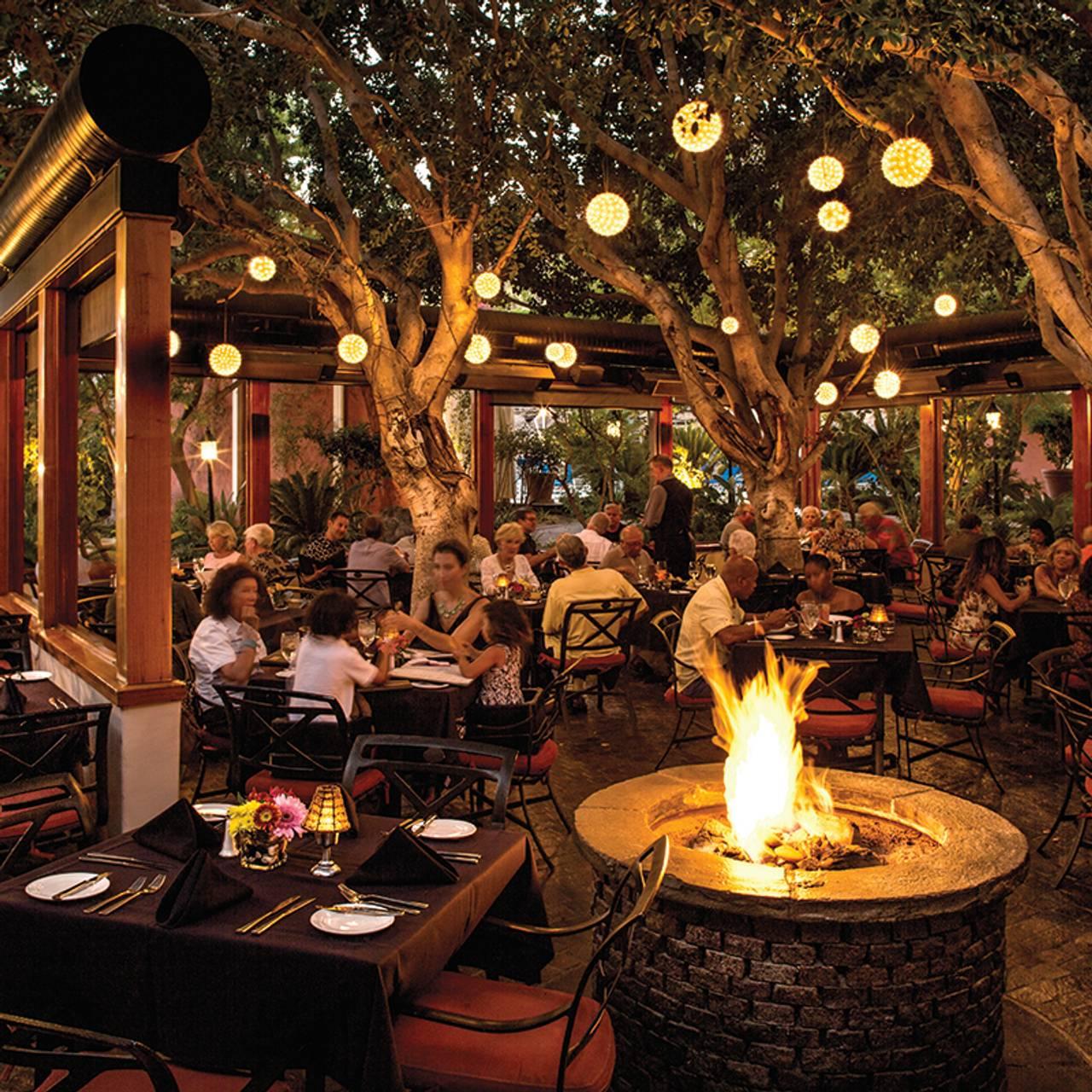 Spencer S Restaurant Palm Springs Ca Opentable