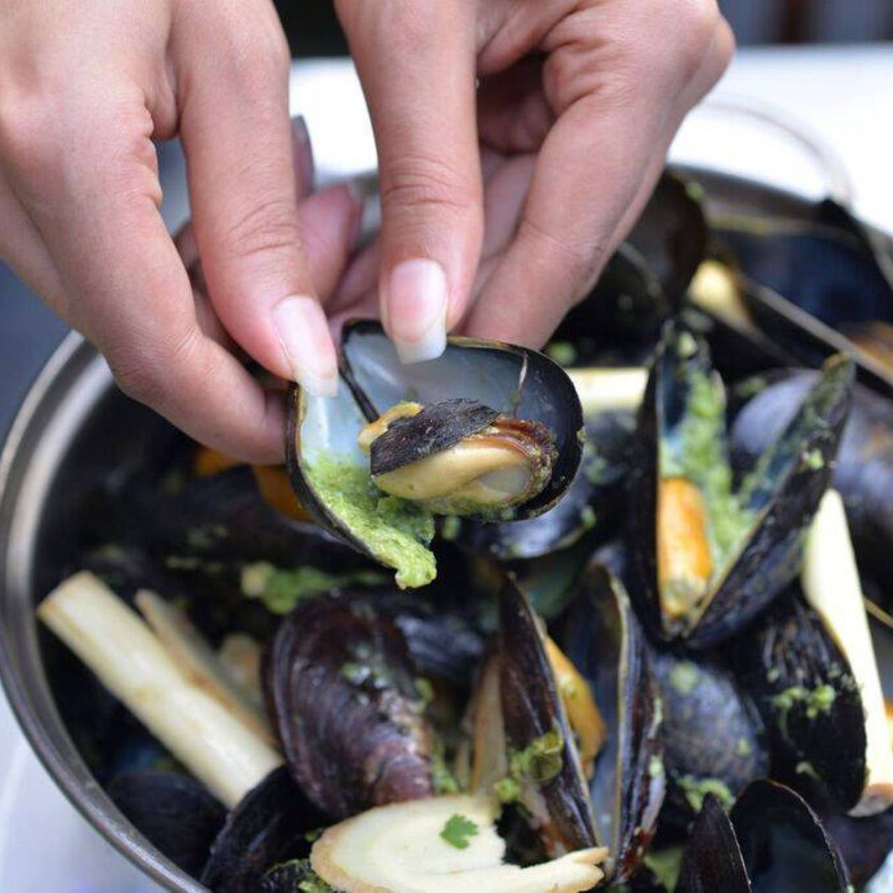 Flex Mussels 82nd Street Restaurant New York Ny Opentable