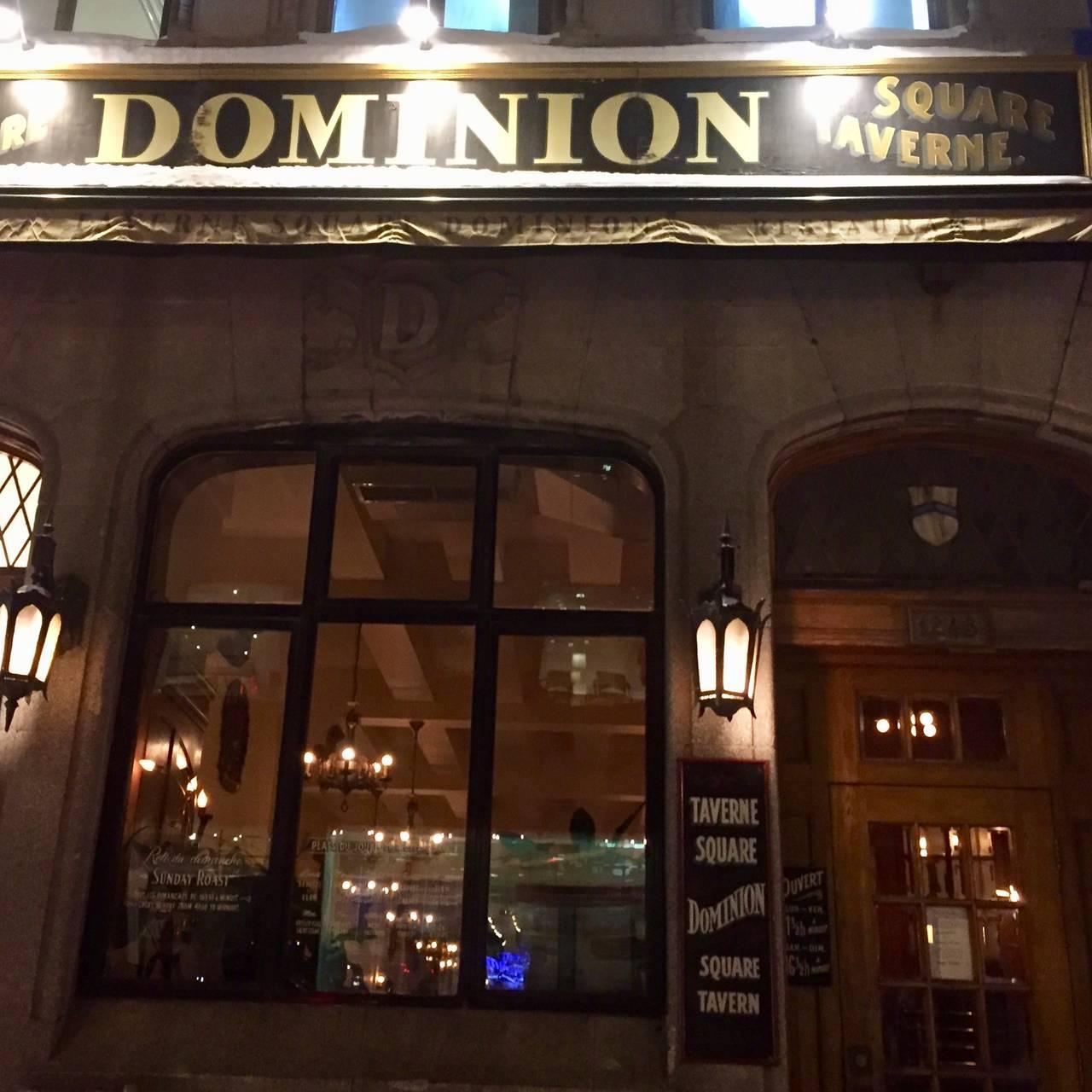 Taverne Square Dominion - Montréal 35389f3bd