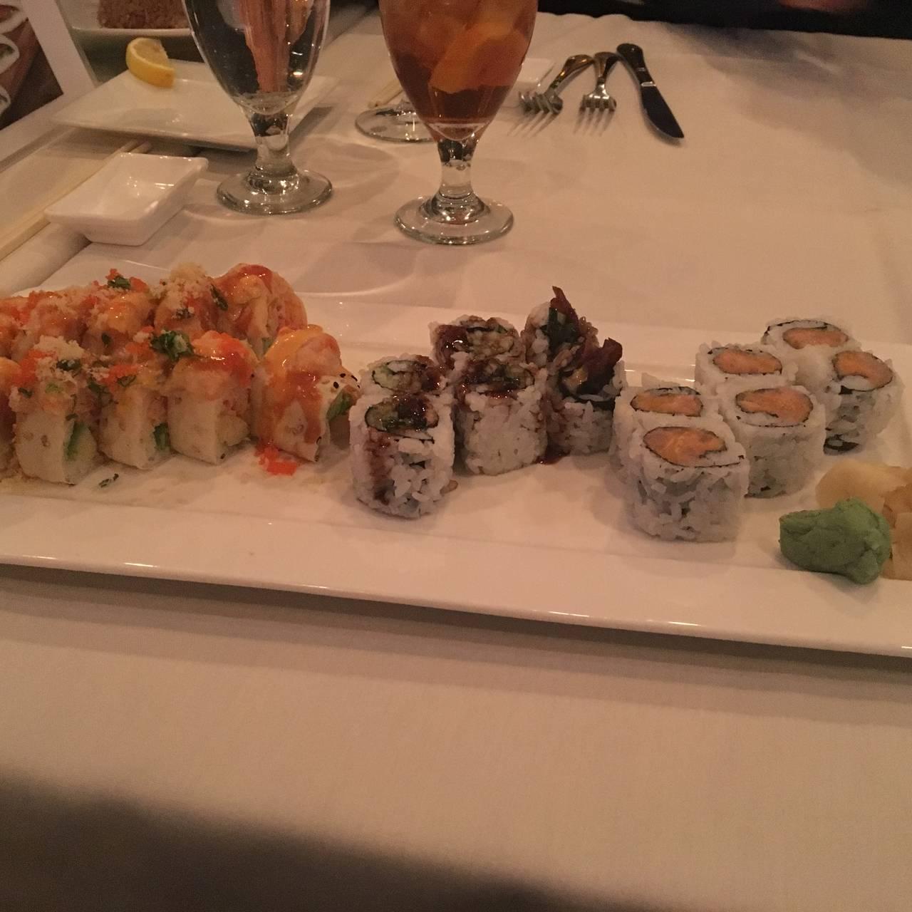 Imperial Koi Asian Bistro Sushi Bar Restaurant - Greensboro, NC ...