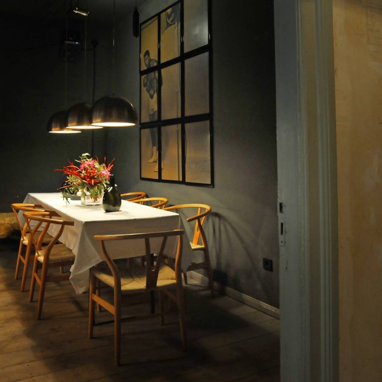 STANDARD Restaurant - Hamburg, | OpenTable