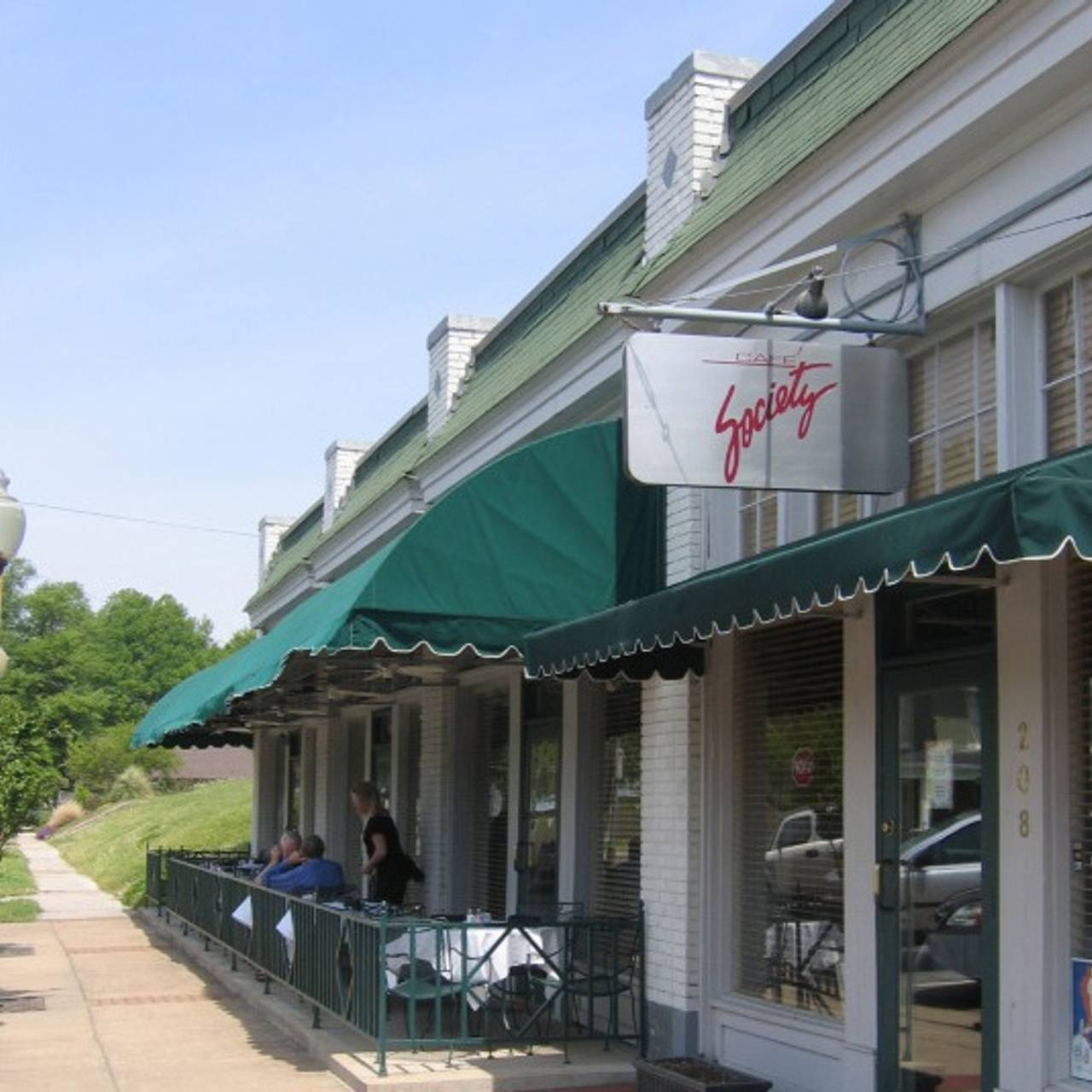 Cafe Society Restaurant - Memphis, TN | OpenTable