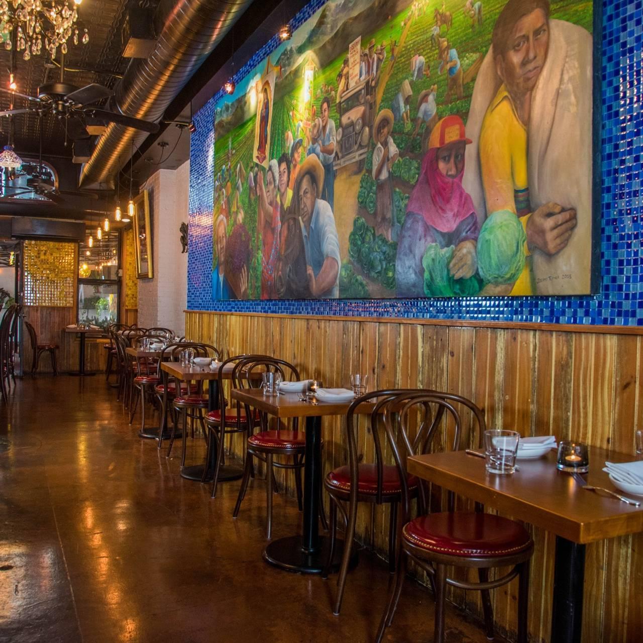 Chela Modern Mexican Restaurant Brooklyn Ny Opentable