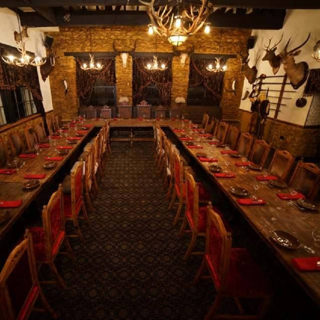 medieval fort restaurant - northampton, northhamptonshire