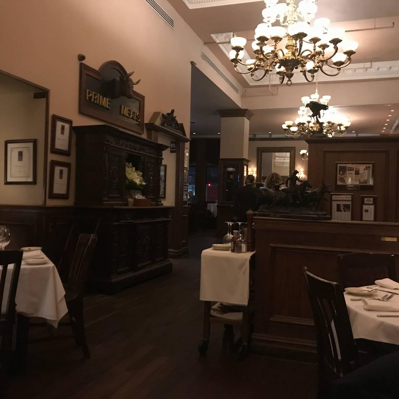 d411e30073 Bobby Van s Steakhouse - Broad Street Restaurant - New York