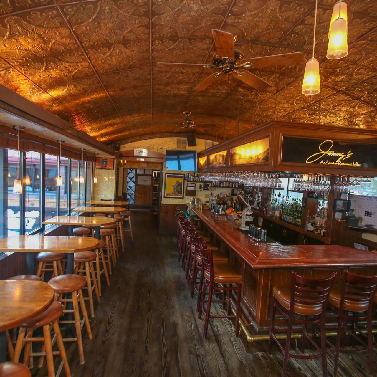 Jimmy S An American Restaurant Bar Aspen Co Opentable