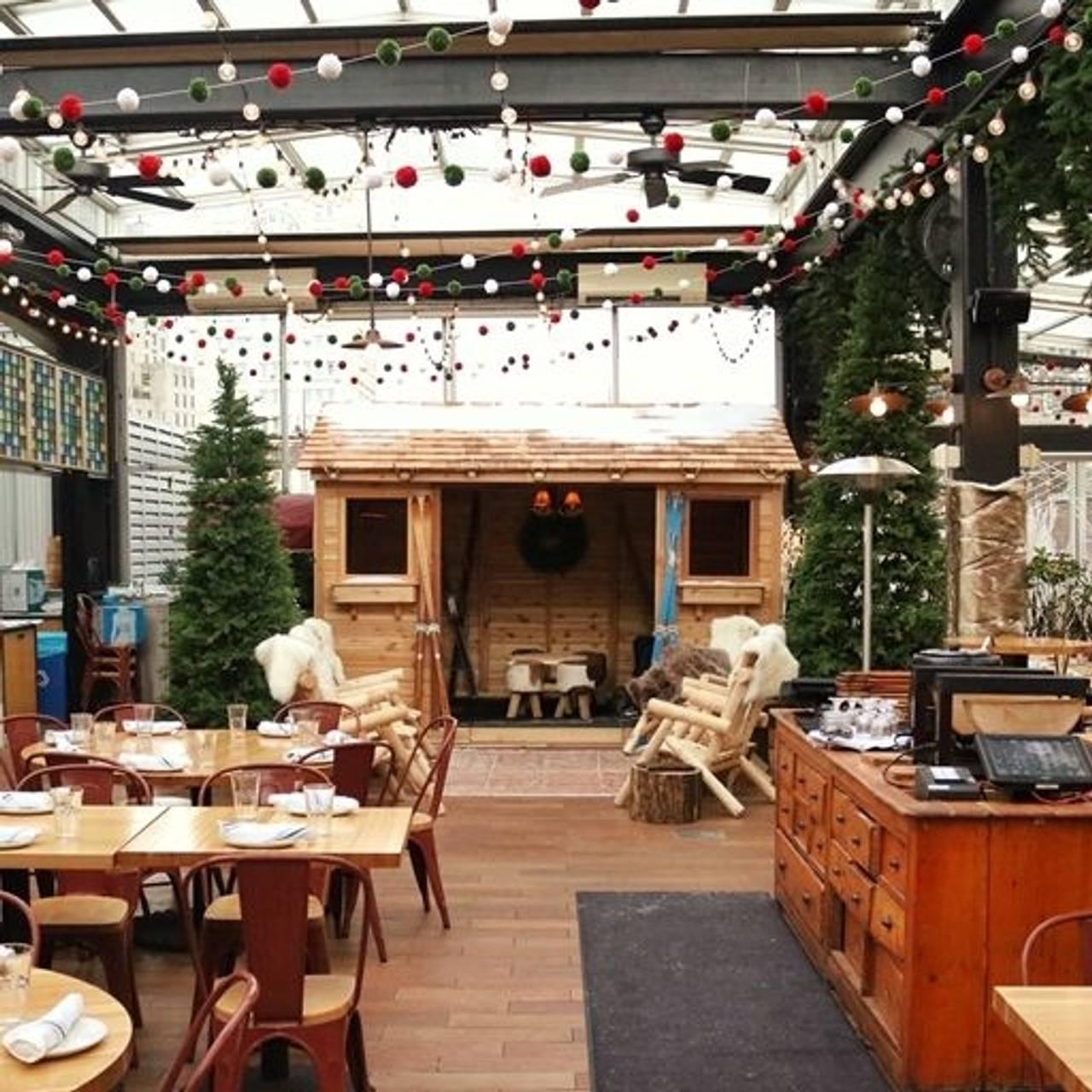 Serra By Birreria Restaurant New York Ny Opentable