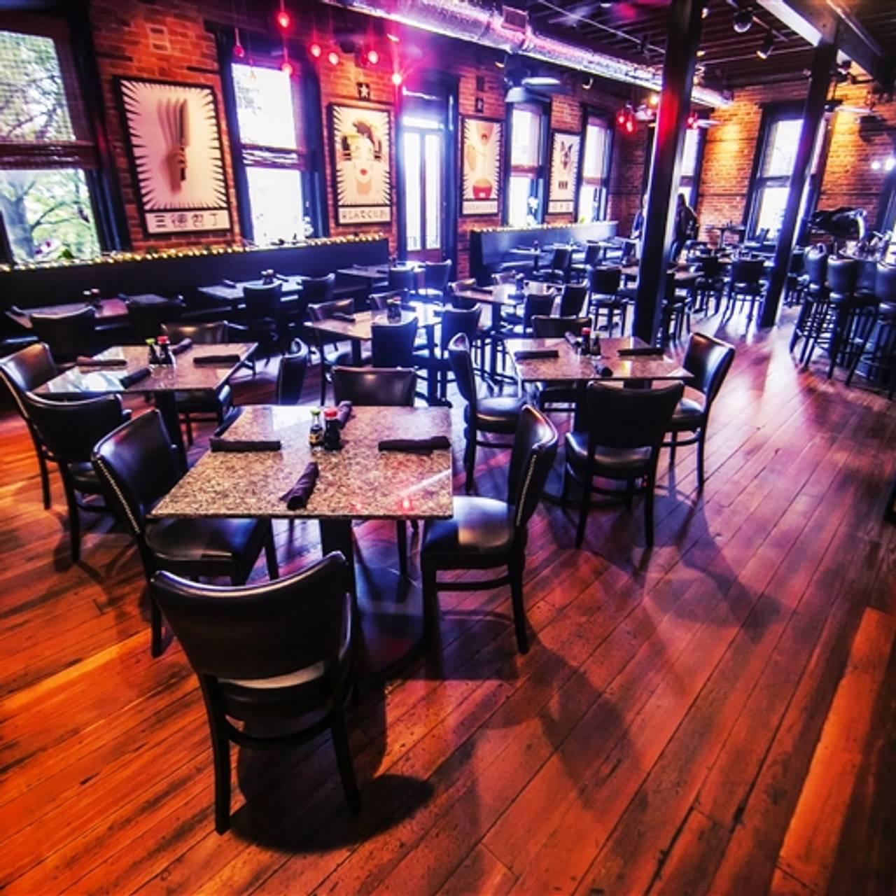 Yo Sake Downtown Sushi Lounge Restaurant Wilmington Nc Opentable
