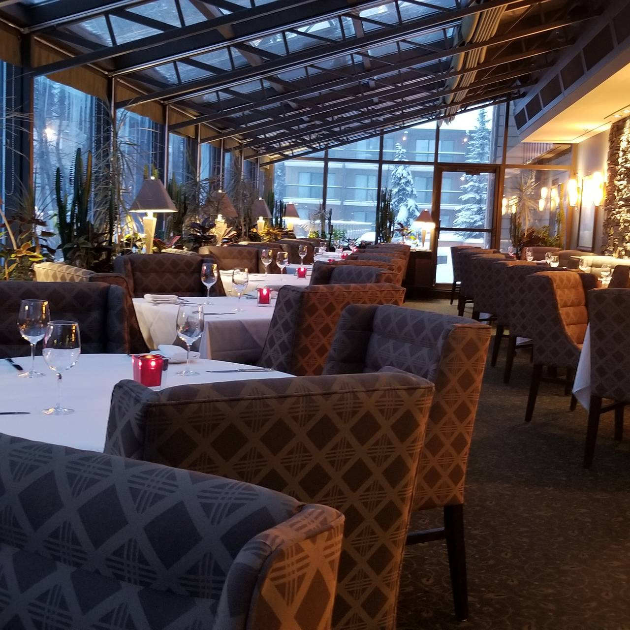 La Terrazza Restaurant Banff Ab Opentable