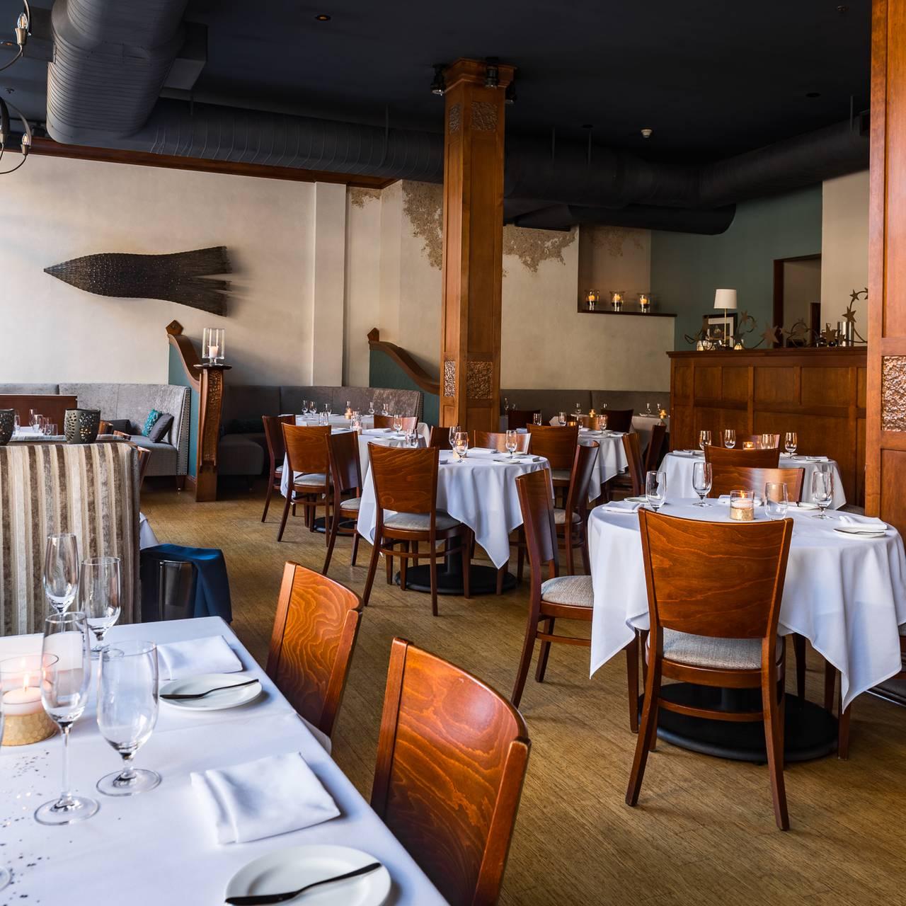 Gracie S Restaurant Providence Ri Opentable