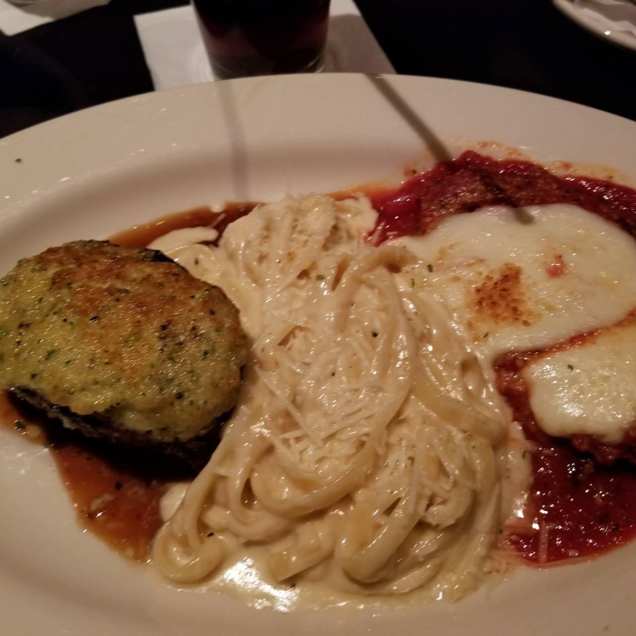 Johnny\'s Italian Steakhouse Omaha Restaurant - Omaha, NE | OpenTable