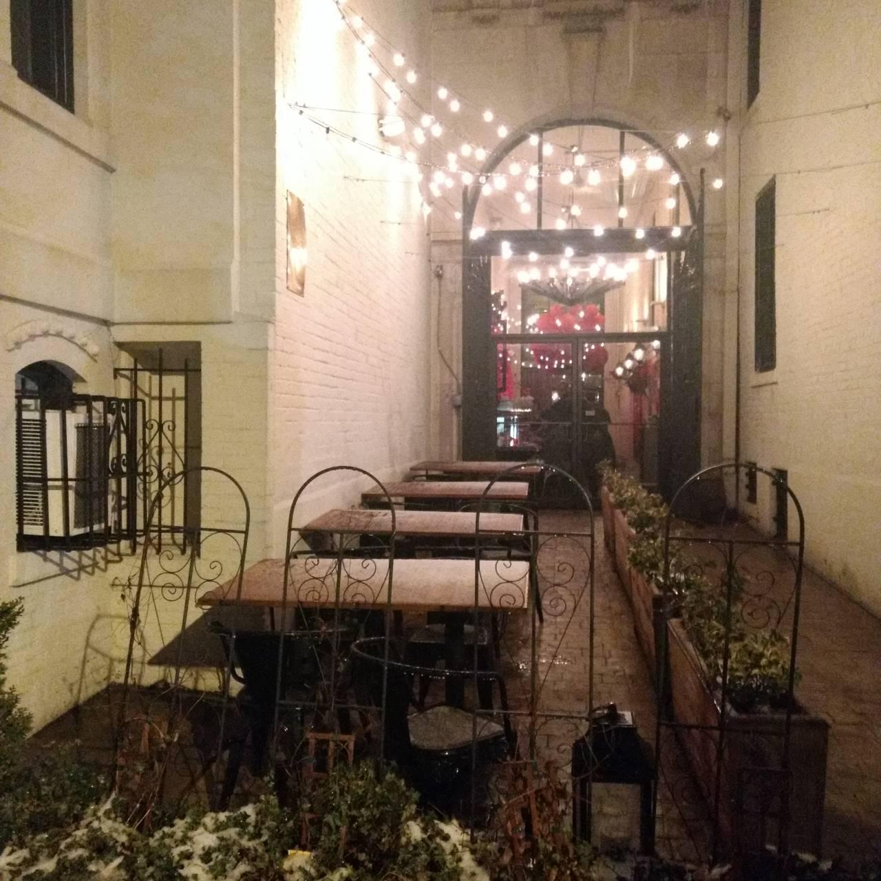 Iron Gate Restaurant - Washington, DC | OpenTable