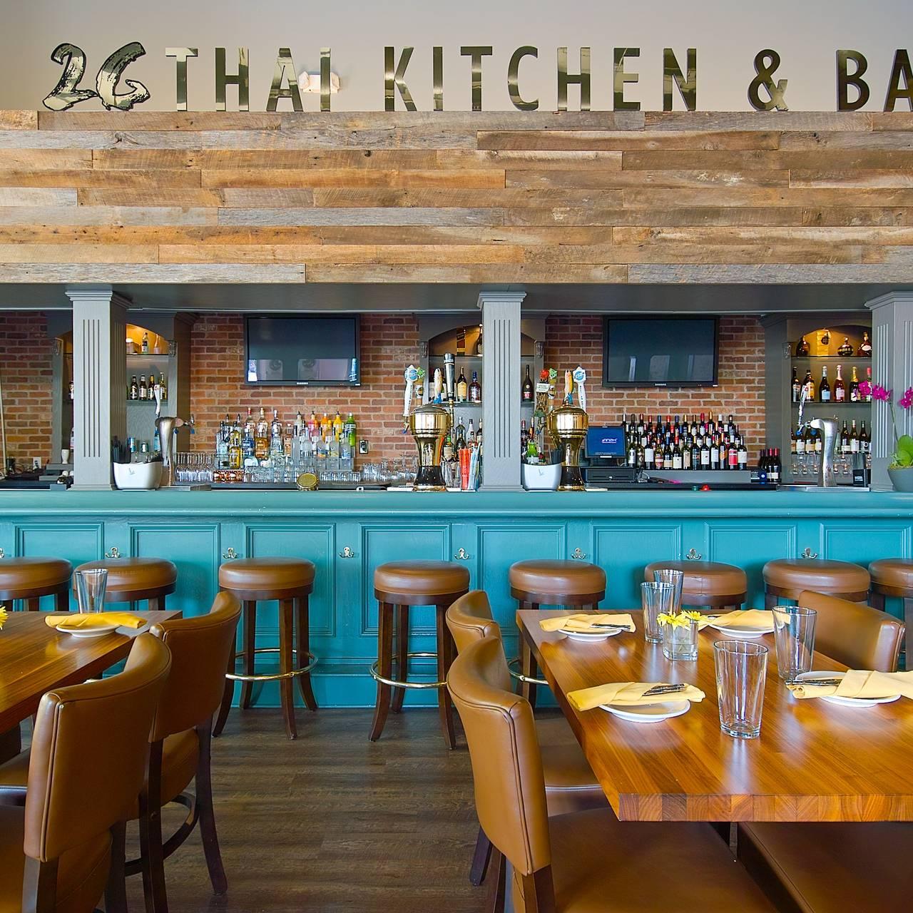 26 Thai Kitchen & Bar Restaurant - Atlanta, GA | OpenTable