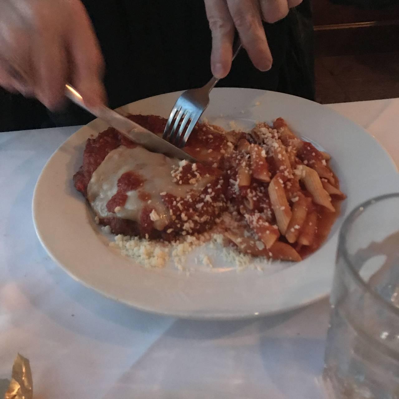 Cafe Strega Restaurant - Plymouth, MA | OpenTable