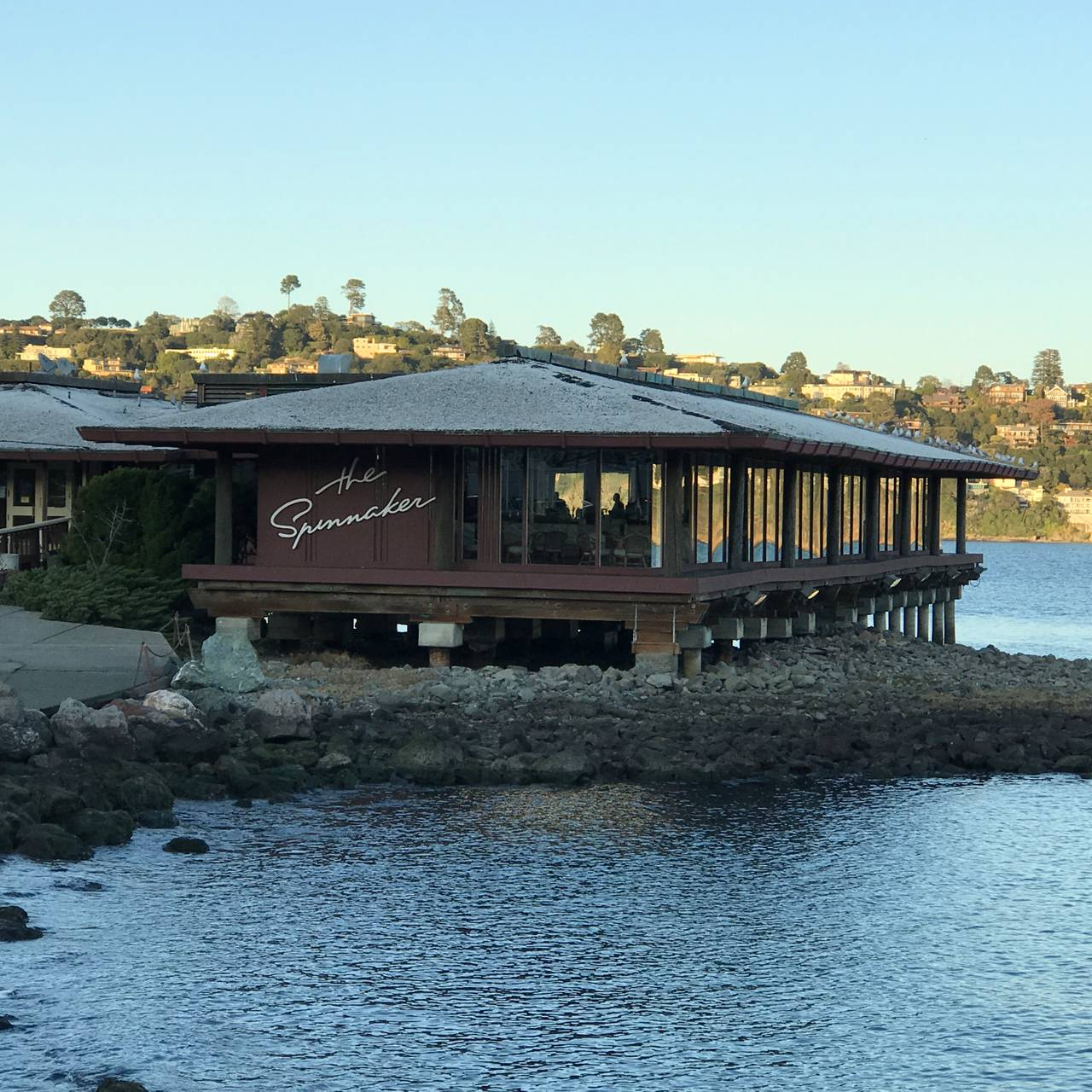 The Spinnaker Sausalito Restaurant Sausalito Ca Opentable