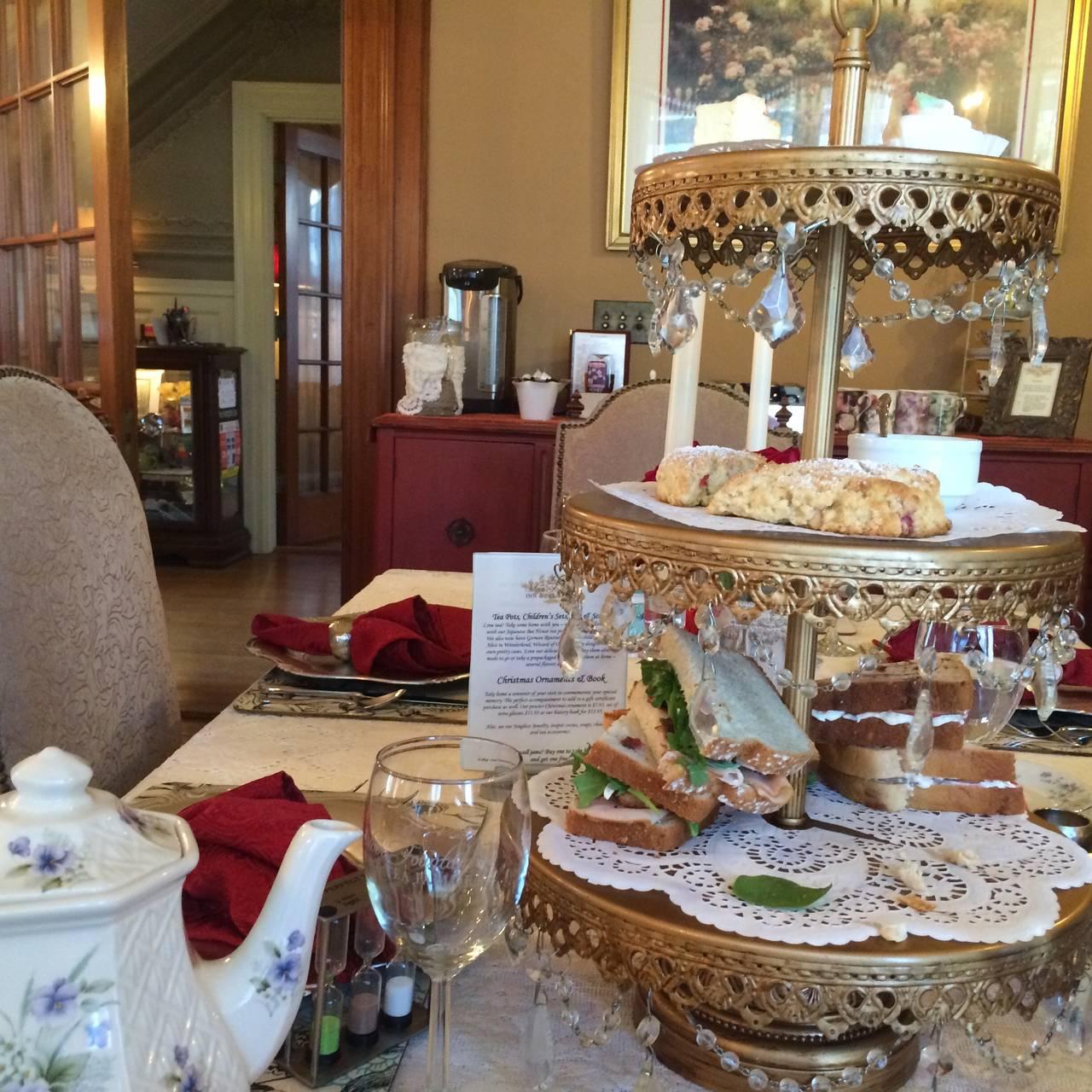 Silver Fountain Inn & Tea Parlor Restaurant - Dover, NH | OpenTable
