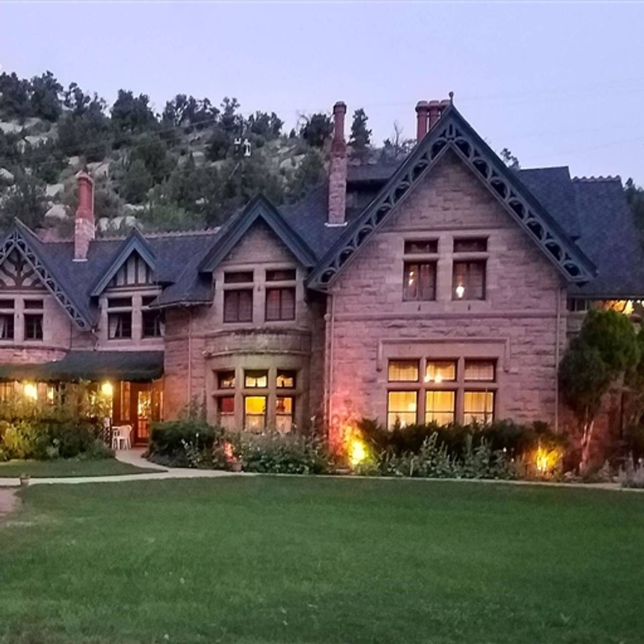 Briarhurst Manor Restaurant - Manitou Springs, CO | OpenTable