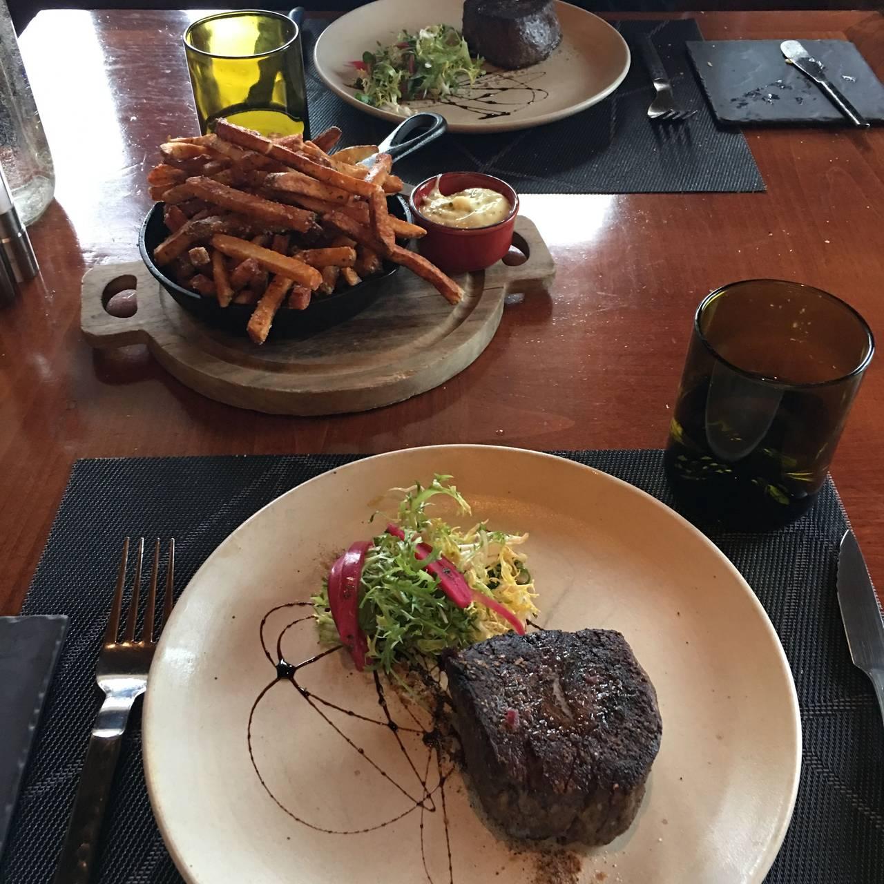 Westbank Grill @ Four Seasons Jackson Hole Restaurant - Teton ...