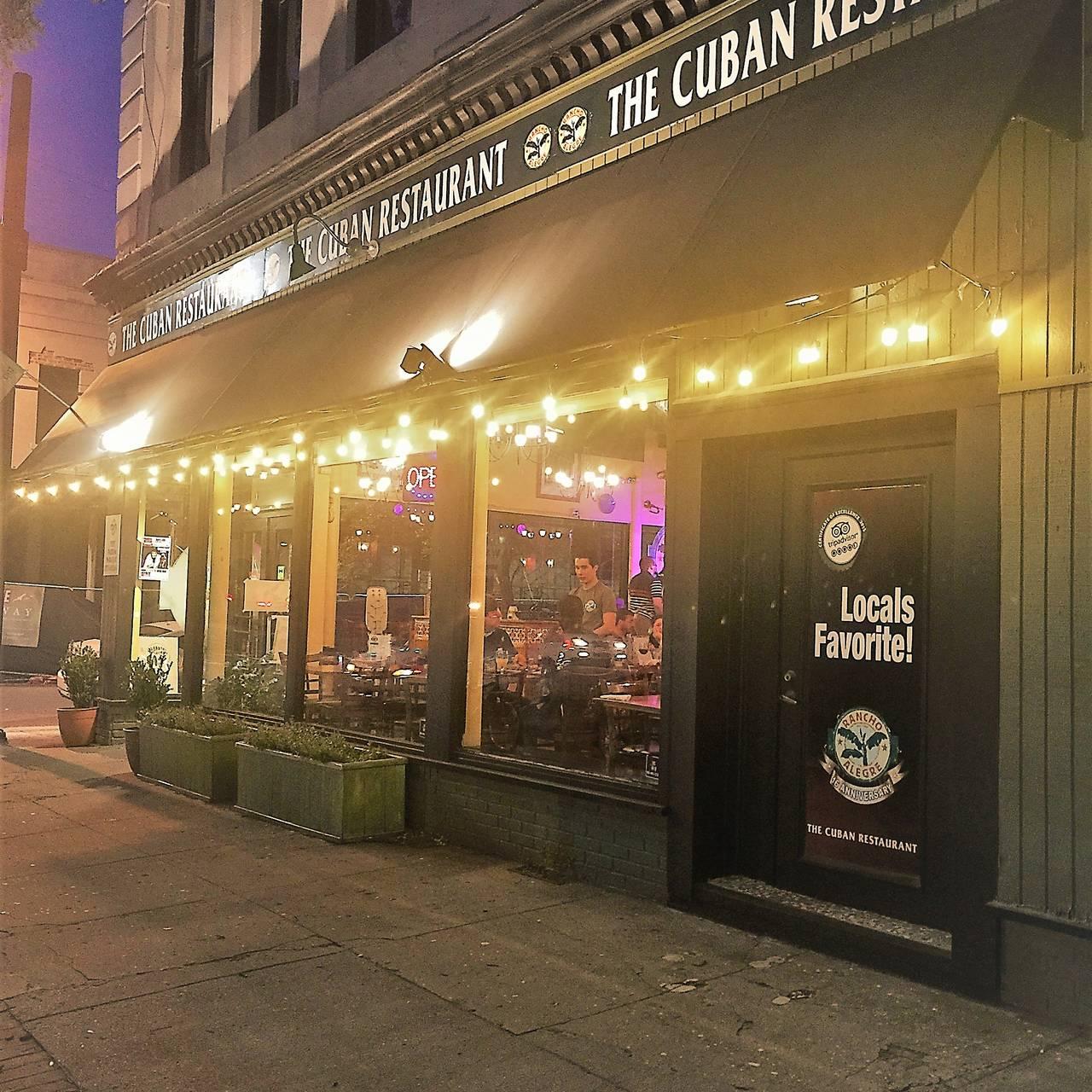 Rancho Alegre Cuban Restaurant - Savannah, GA | OpenTable