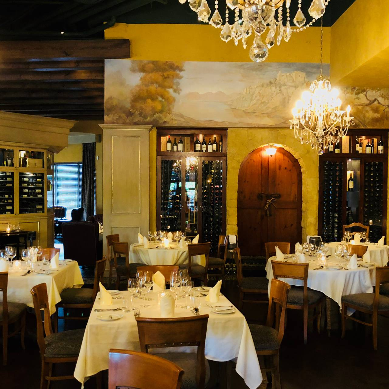 La Terrazza Restaurant Vancouver Bc Opentable